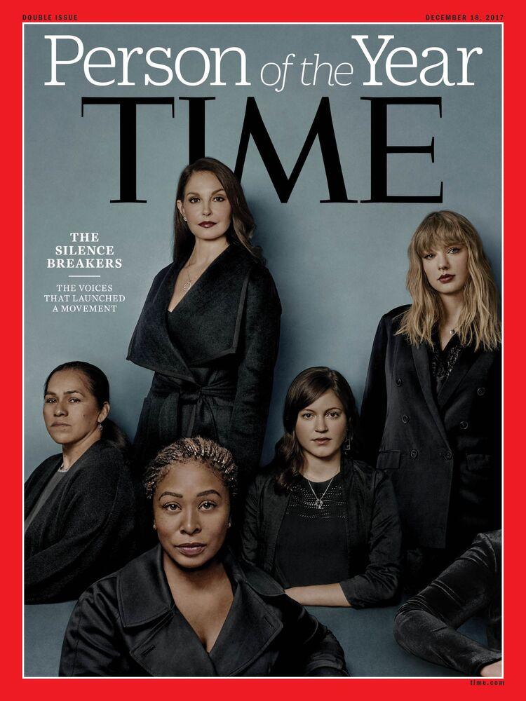 Le Silence Breakers, le donne che hanno rotto il silenzio e denunciato le molestie sessuali