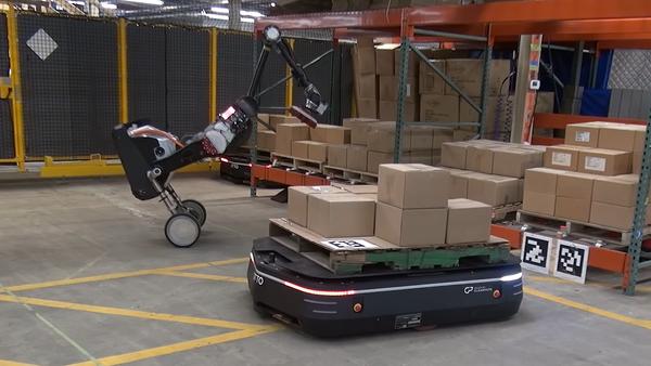 Robot Boston Dynamics - Sputnik Italia