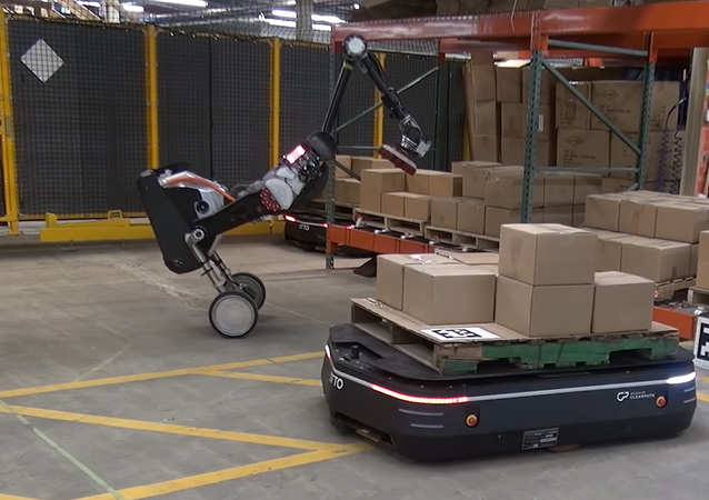Robot Boston Dynamics