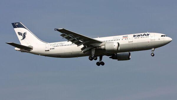 Iran Air Airbus A300B4-605R EP-IBC  - Sputnik Italia