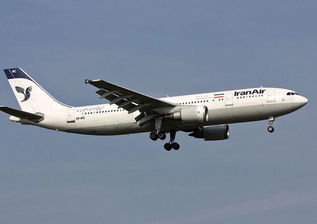 Aereo della compagnia Iran Air (foto d'archivio)