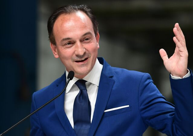 Il presidente della Regione Alberto Cirio positivo al coronavirus