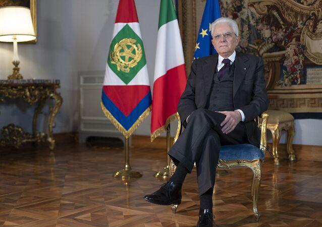 Il Presidente Sergio Mattarella in occasione della Giornata Internazionale della donna