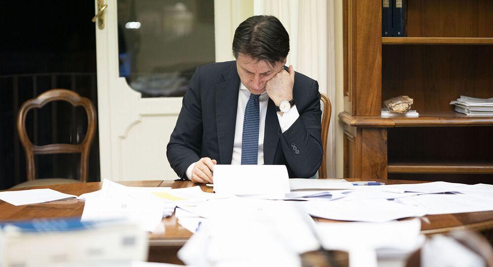 Covid-19, Conte signe le DPCM 08 mars 2020