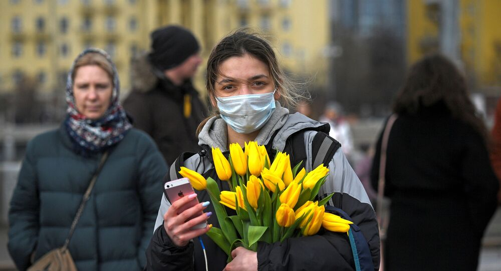 Coronavirus in Russia