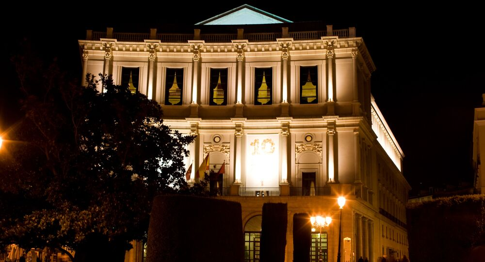 Teatro Real di Madrid