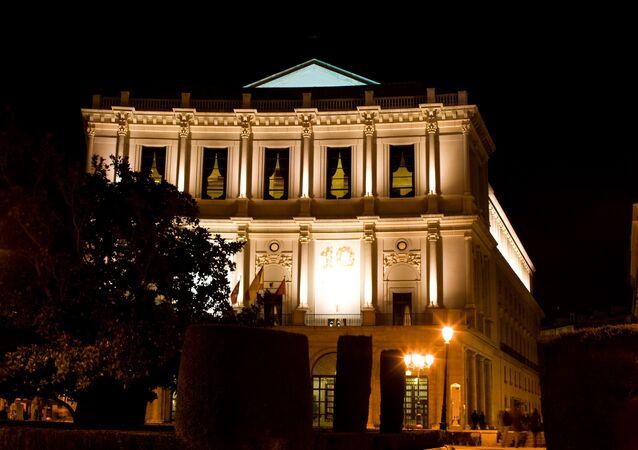 Teatro Real di Madrid