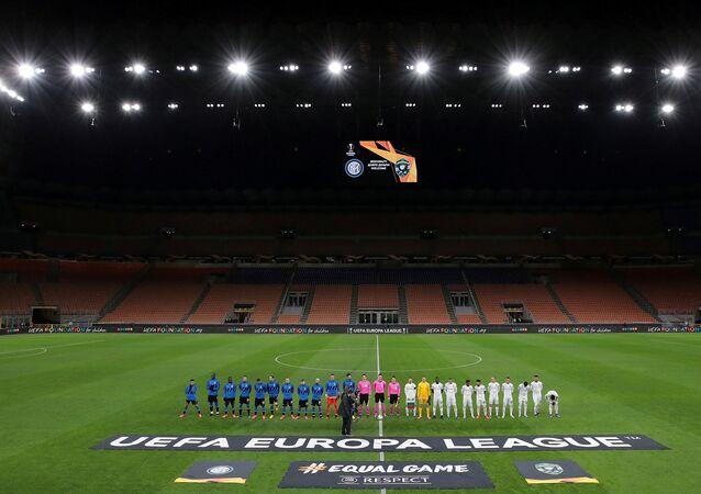 Partita tra Inter e Ludogorets