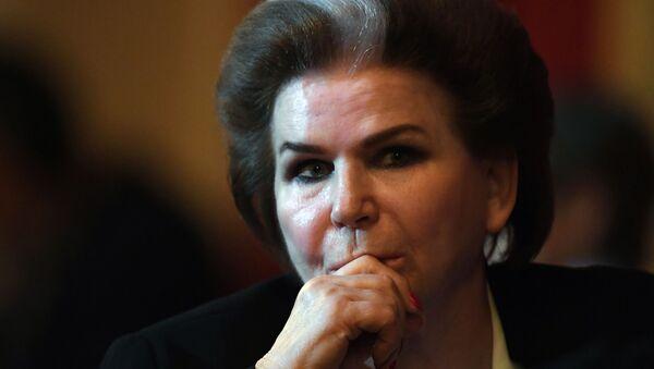 Valentina Tereshkova - Sputnik Italia
