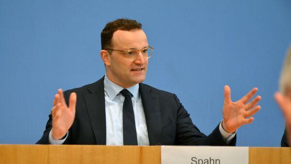 Bundesminister für Gesundheit Jens Spahn - Sputnik Italia