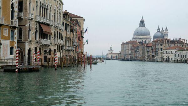 Venezia senza gente - Sputnik Italia