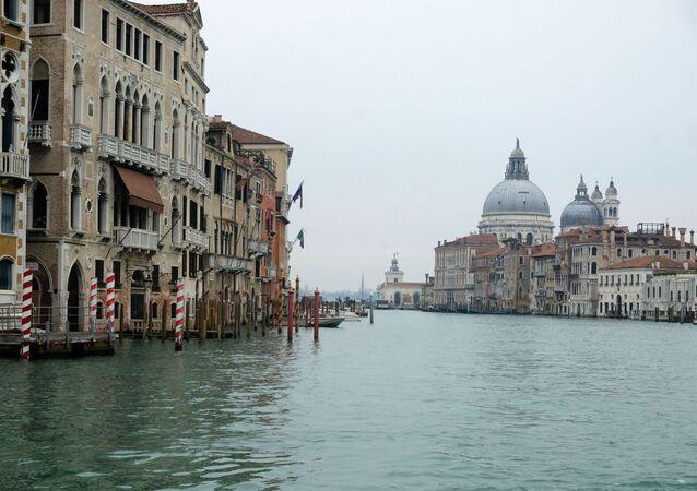 Venezia senza gente