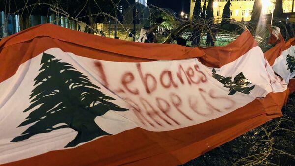Le proteste in Libano - Sputnik Italia