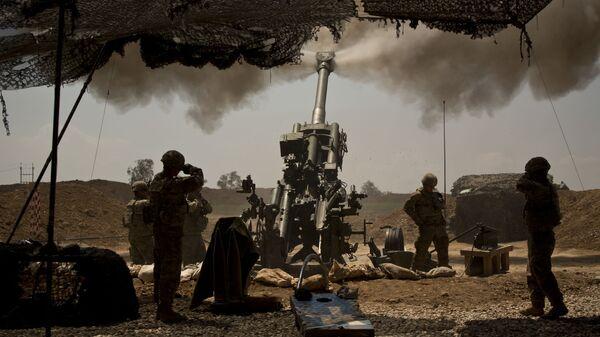 Soldati americani in Iraq (foto d'archivio) - Sputnik Italia