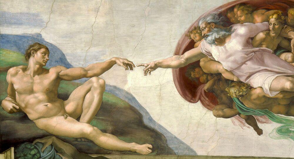 Michelangelo - La Creazione