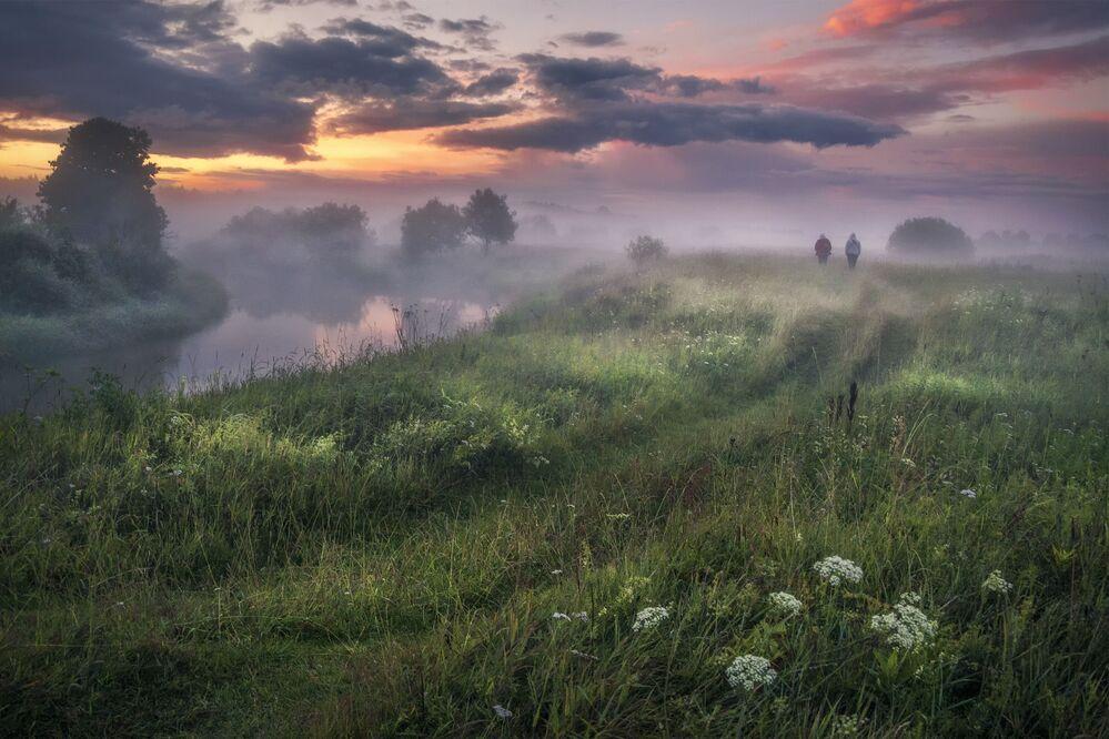 Lo scatto River pollution della fotografa russa Jane Botova.