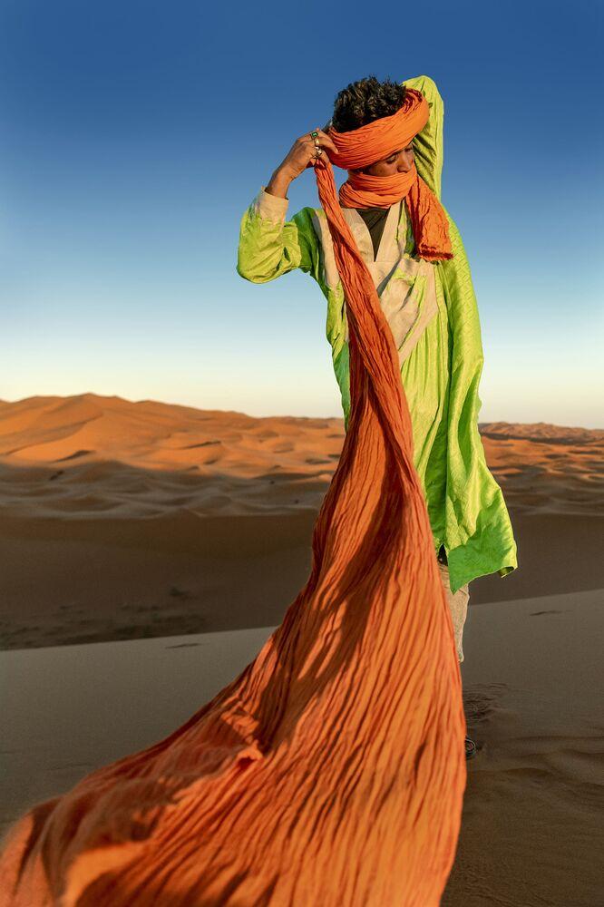 Lo scatto Berber del fotografo americano Lee Schlosser.