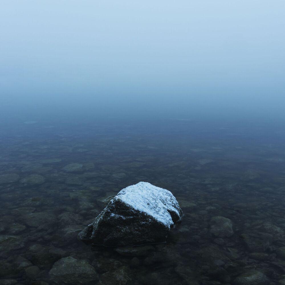 Lo scatto The Lone Rock del fotografo slovacco Adam Rábara.