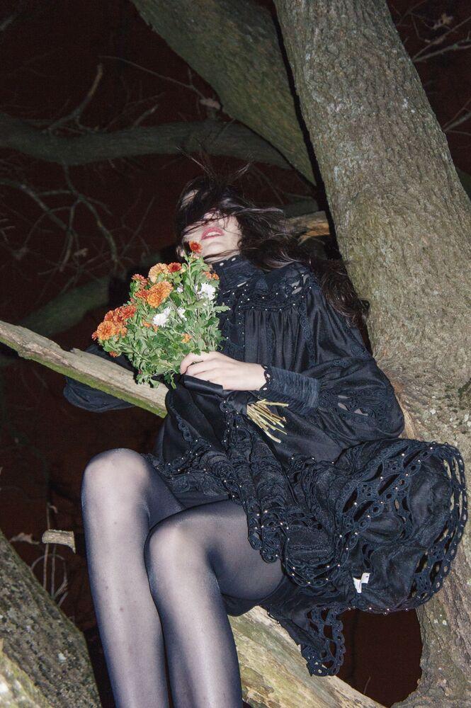 Lo scatto della fotografa bielorussa Daria Iovets.