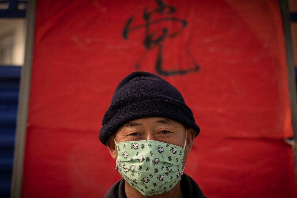 Lo scatto China Mainland del fotografo cinese Fangbin Chen.