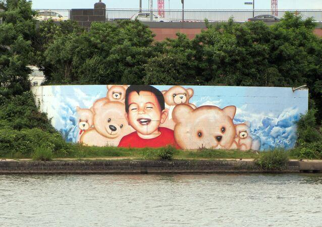 Alan Kurdi, murales