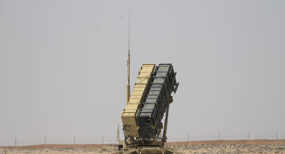 Il sistema di difesa aerea Patriot