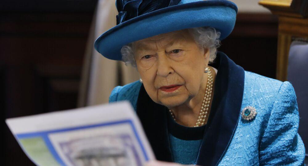 Regina Elisabetta II (foto d'archivio)