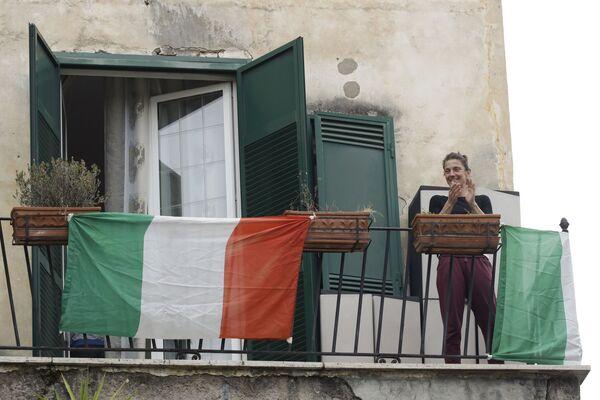 Lockdown in Italia - Sputnik Italia