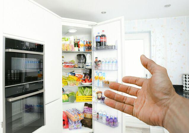 Un frigo pieno