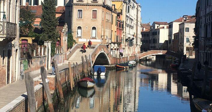 Moto ondoso svanito a Venezia