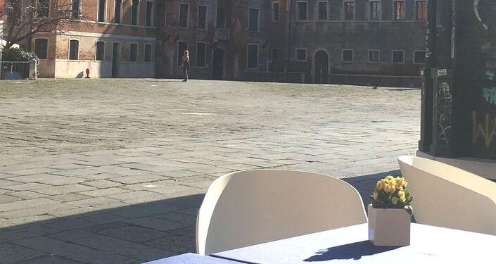 Campo S. Angelo di Venezia