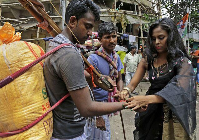 Lavoratrici del sesso India