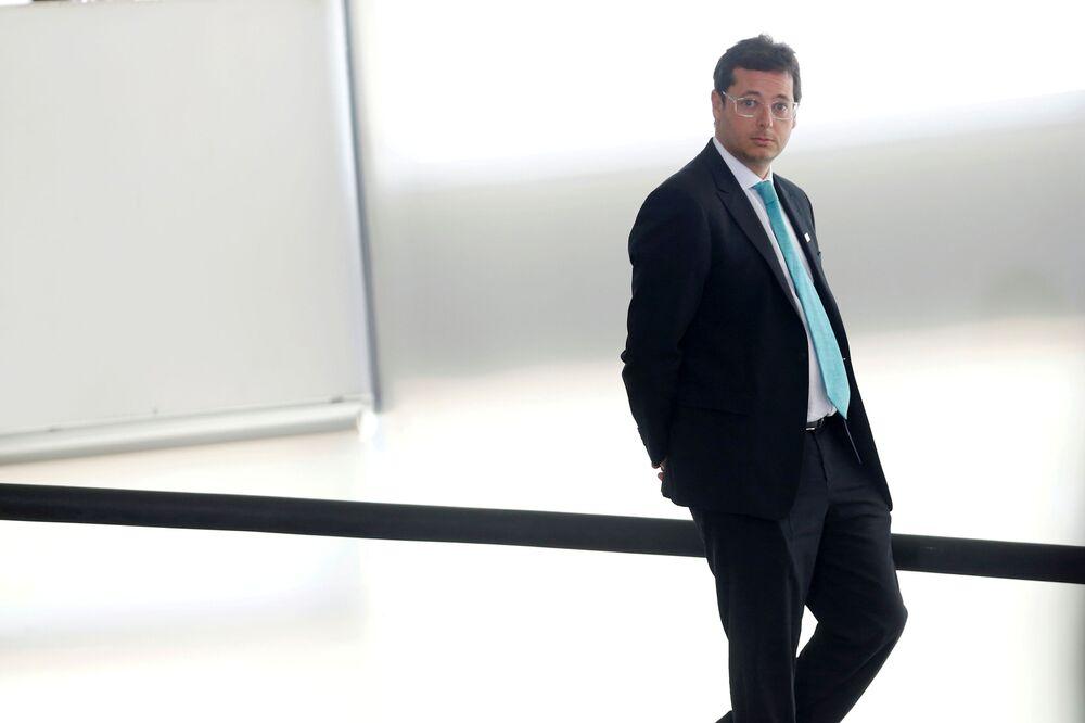 Il portavoce del Presidente brasiliano Fabio Wajngarten