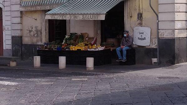 Sicilia, scatti dalla quarantena - Sputnik Italia