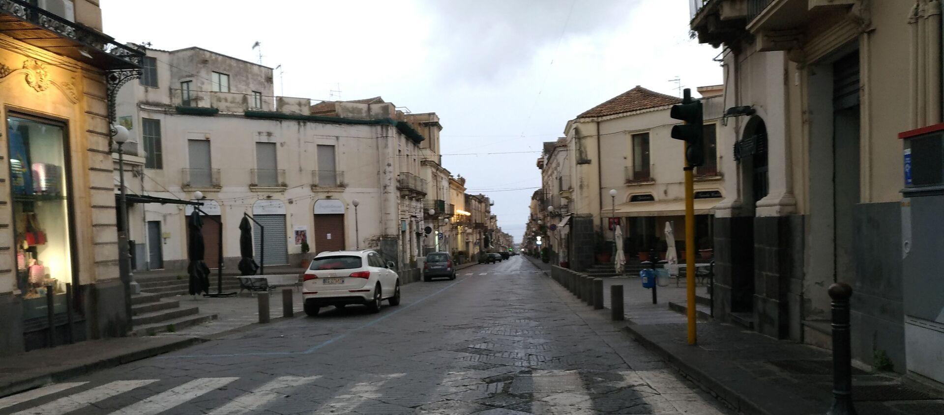 Sicilia, scatti dalla quarantena - Sputnik Italia, 1920, 26.04.2021