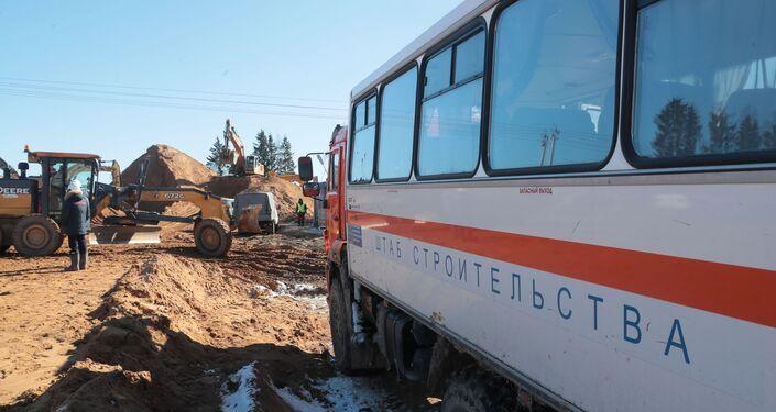 Coronavirus, a Mosca al via la costruzione di un nuovo ospedale per malattie infettive