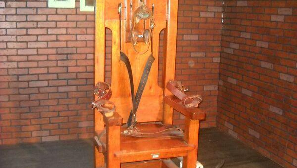 Электрический стул - Sputnik Italia