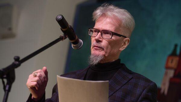 Lo scrittore e politico russo Eduard Limonov - Sputnik Italia