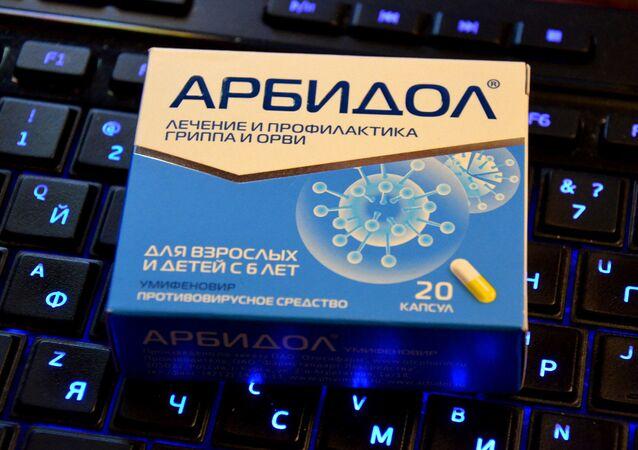 Confezione di Arbidol