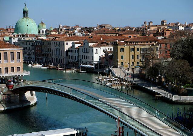 Venezia in quarantena