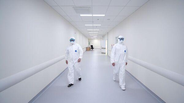 La Russia si prepara all'epidemia del coronavirus - Sputnik Italia