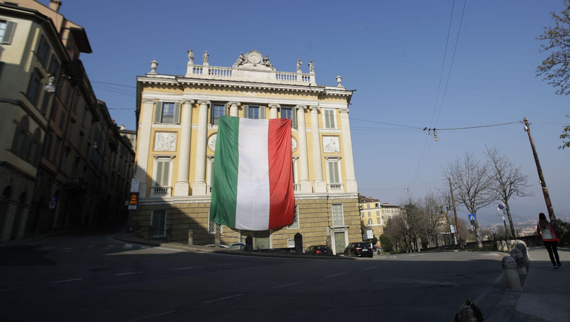 Palazzo Medolago Albani, Bergamo - Sputnik Italia, 1920, 22.03.2021
