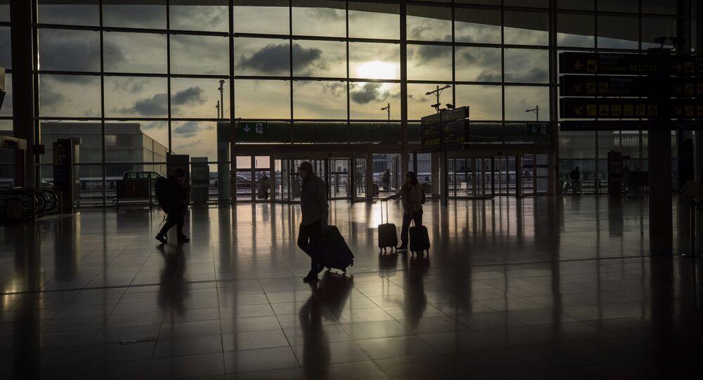 Barcellona aeroporto