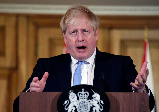 Il primo ministro Boris Johnson