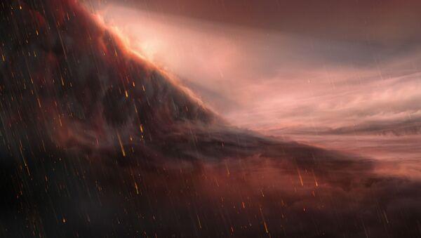 Il pianeta su cui piove ferro - Sputnik Italia