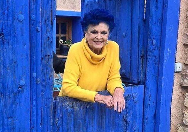 Lucía Bosé, attrice italo-spagnola
