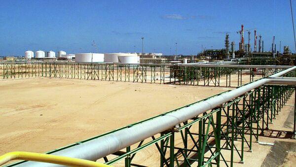 Un gasdotto Eni in Africa - Sputnik Italia