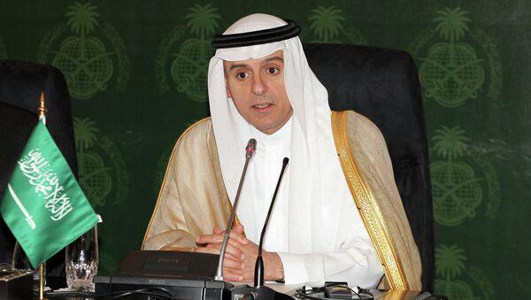 Il ministro degli esteri arabo Adel al-Jubeir - Sputnik Italia