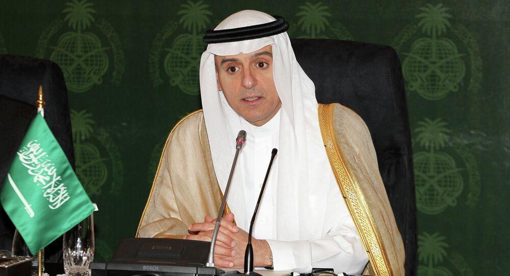 Ministro degli Esteri dell'Arabia Saudita Adel al-Jubeir (foto d'archivio)
