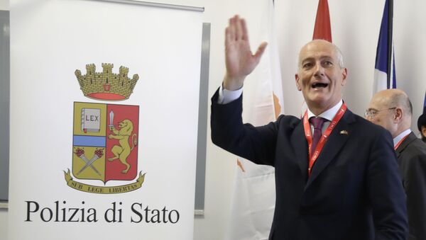 Franco Gabrielli - Sputnik Italia